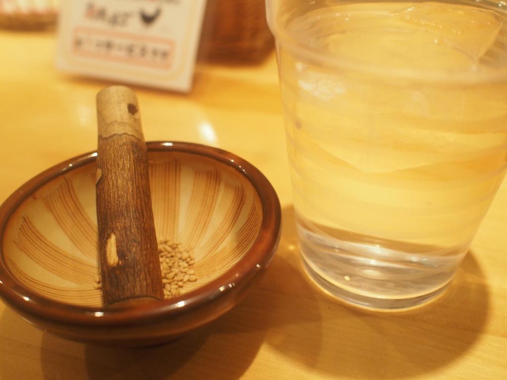 ミニすり鉢