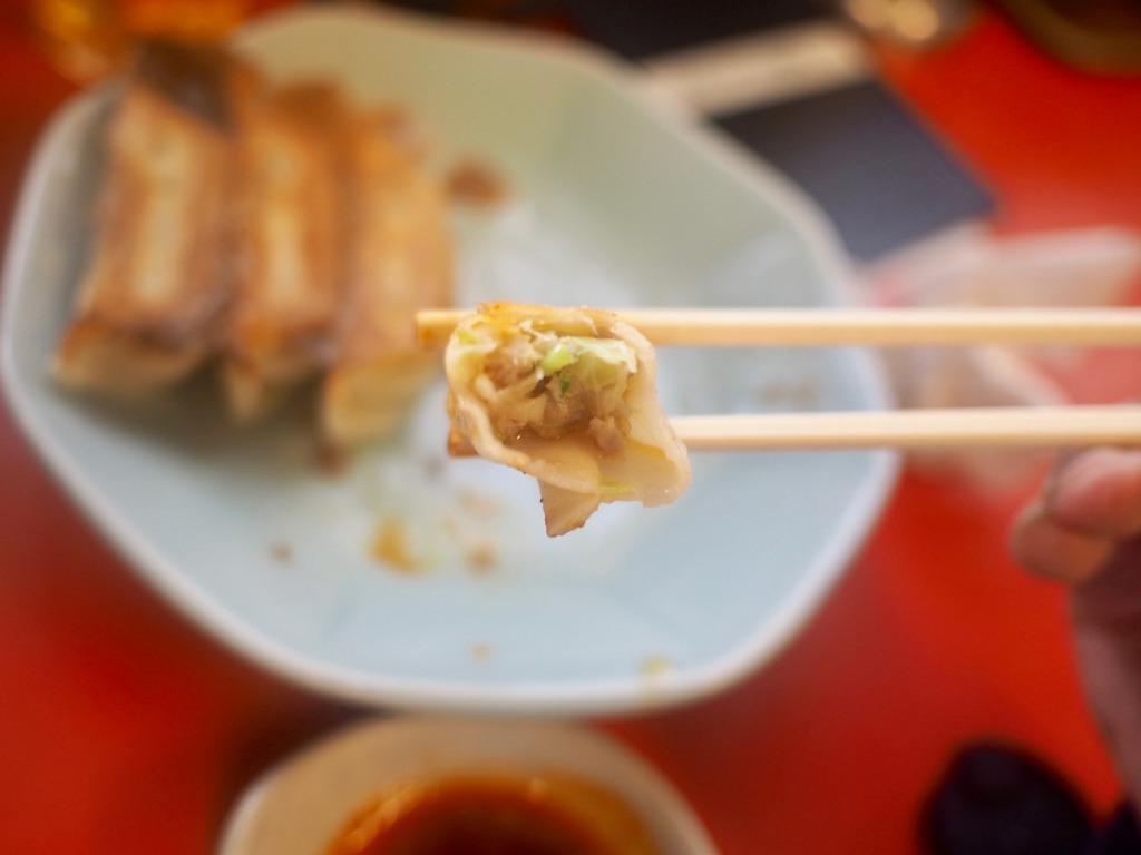 焼餃子リフト