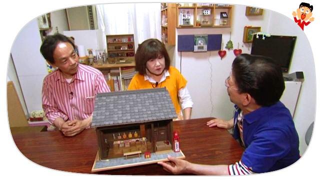 朝日放送 「おしゃべりあるき目です」に出演した岸本加代子・安田隆志
