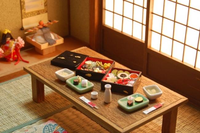 kinoe-ne ミニチュア おせち料理