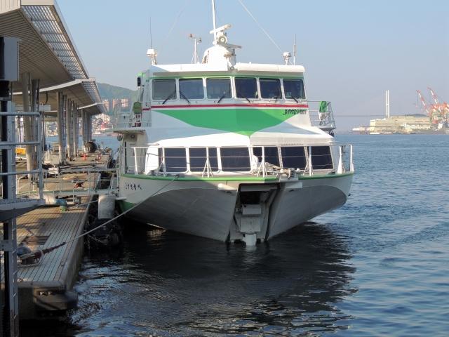 N0641ジェットホイル船