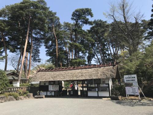 【須賀川市の牡丹園】・2