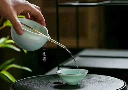 新作茶碗―2