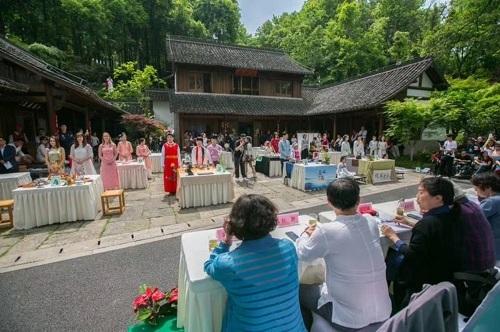 2018年杭州ファミリー茶会1