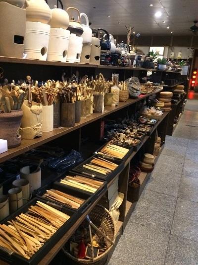 茶器専門店