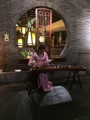 杭州茶芸館―4
