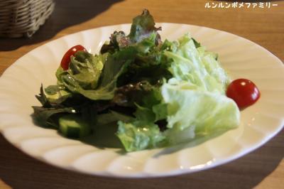 穂高 サラダ