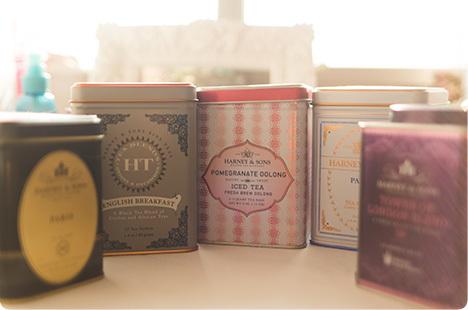 Harney & Sons の紅茶
