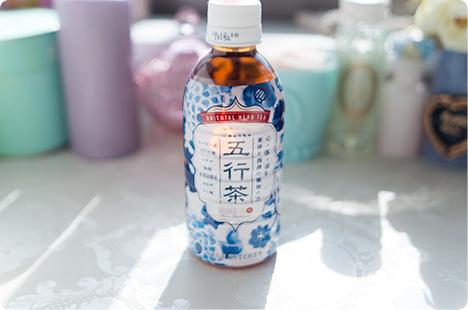 五行茶 水[sui] -オリエンタルハーブティ
