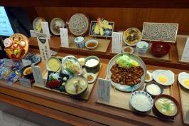 熊本駅・肥後よかモン市場の火の国うまやで牛たん定食。