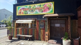 熊本市南区田迎の田迎Curry&meatでスパイシーカレーランチ!