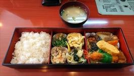 熊本市中央区大江の緑亭で野菜たっぷりランチ♪