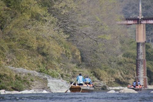 長瀞川下り