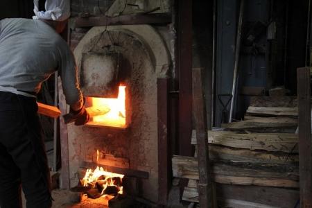 2018春の窯焚き1