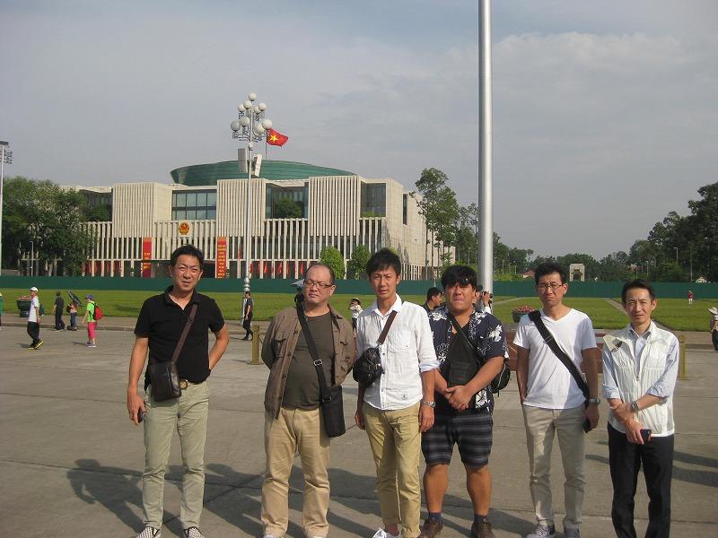 ベトナム見学事業IMG_2947