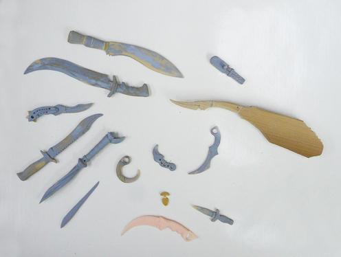 MM04ナイフ
