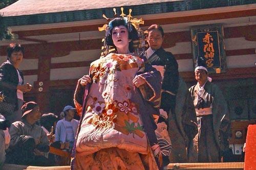 赤間神宮先帝祭ブログ