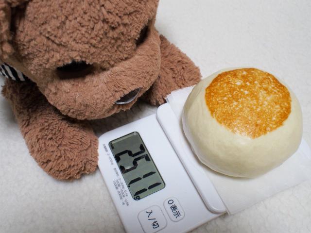 大麦の体重