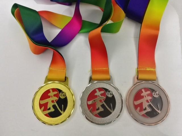 メダル完成!表
