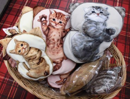 プレミアム猫ポーチ (1)