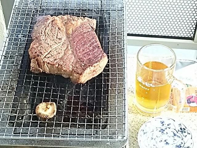 やっすいステーキ