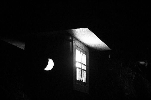 奥の院夜の散歩