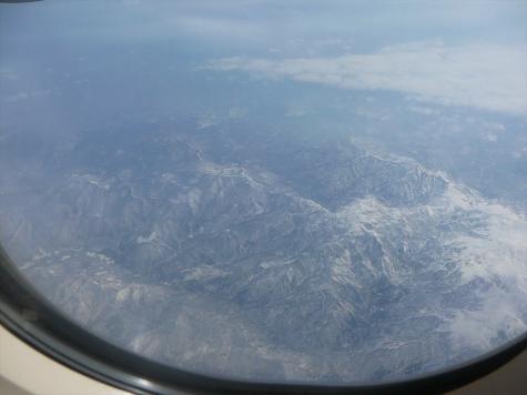 焼石岳(北側)