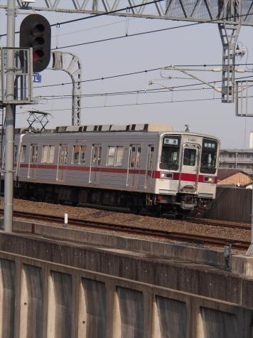 東武鉄道 10030系 電車