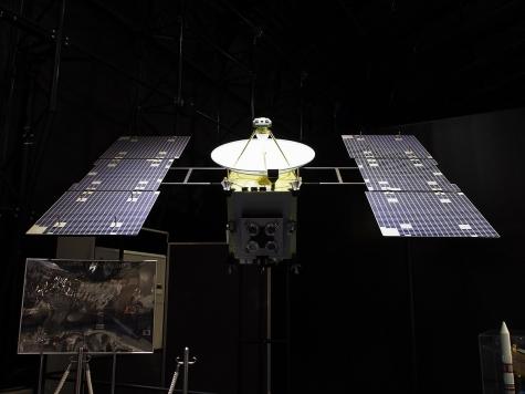 小惑星探査機「はやぶさ」【JAXA 筑波宇宙センター】