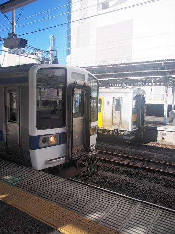 JR 常磐線 415系1500番台 電車