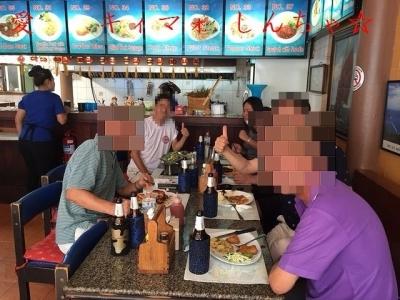 【FEB 2017】 パタヤ ソイ8 セーラーズバーレストラン1