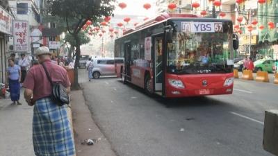 ヤンゴン市内2