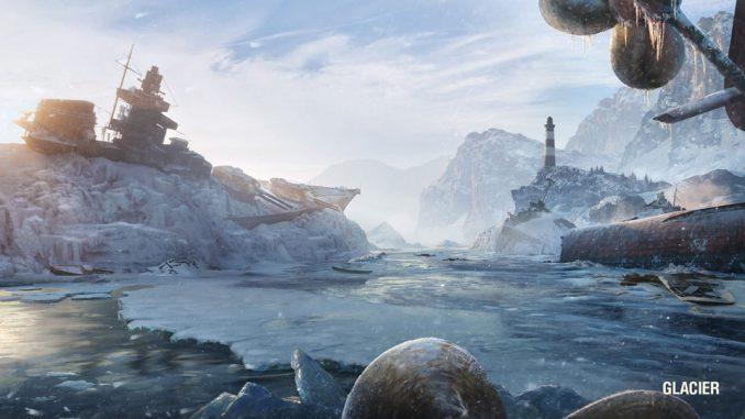 氷河96~1