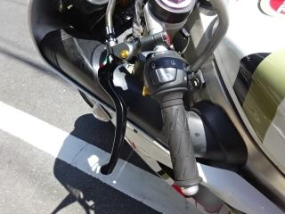 RGV250 VJ23A クラッチレバー交換