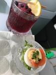 飛行機内職ワイン