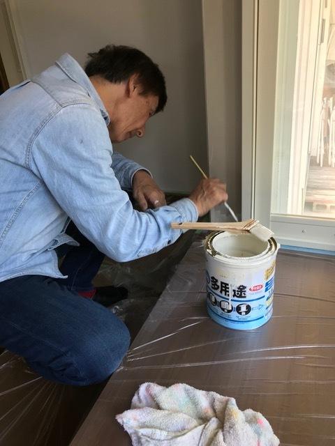 ミクBD壁塗り2