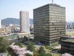 小倉城桜まつり