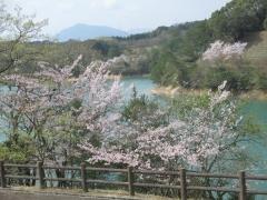 笠城ダム公園