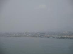 琵琶湖大津プリンスホテル ビュッフェから