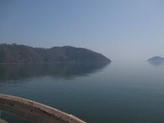 近江湖の辺の道