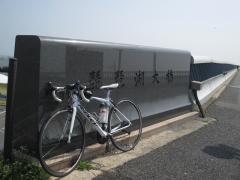 琵琶湖大橋西側