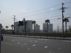 琵琶湖大橋東詰
