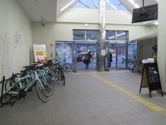 米原駅サイクルステーション