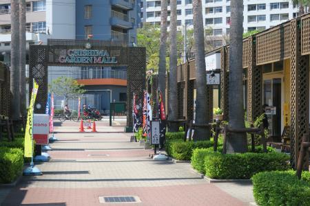 千島ガーデンモールにあるお店