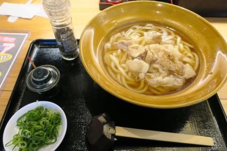 大阪 炙り肉うどん