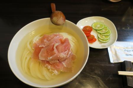 ひやかけ(活麺富蔵流)