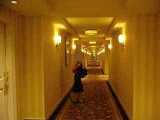 ベラージオ廊下