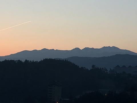 1362-乗鞍岳の稜線