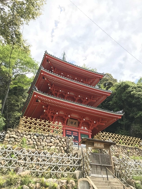 1366-岐阜公園三重塔