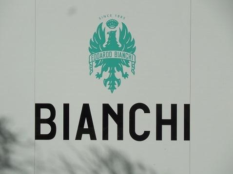 ビアンキのロゴとマーク